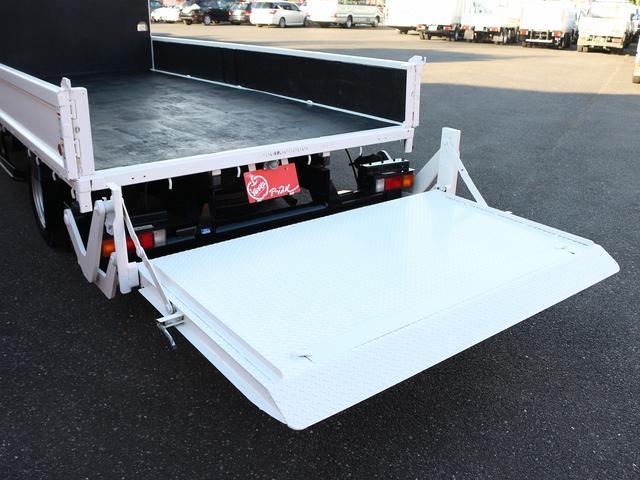 ロング ワイドロング 2トン積 パワーゲート 5速MT3ペダル キーレス ラクラクゲート メッキパーツ ETC 鳥居付 新明和製PG 800キログラム(53枚目)
