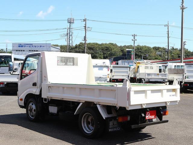 全低床強化ダンプ 4WD 2トン フルジャストロー 強化ダンプ コボレーン付 5MT リーフサス STタイヤ スペアキー ETC 新明和DR2-0110SY 最大積載量2000キロ 車両総重量5235キロ(8枚目)