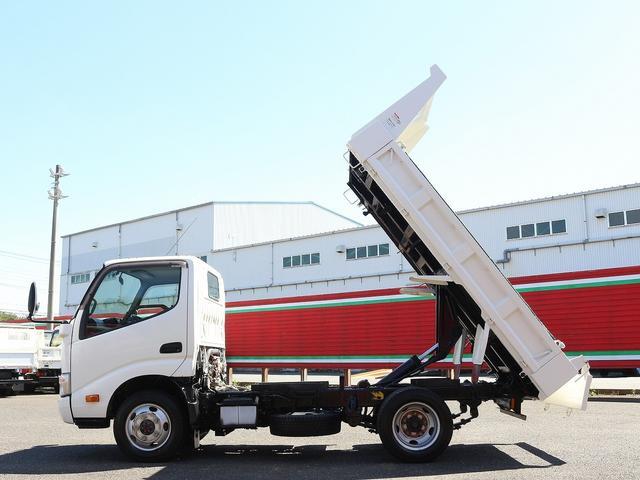 全低床強化ダンプ 4WD 2トン フルジャストロー 強化ダンプ コボレーン付 5MT リーフサス STタイヤ スペアキー ETC 新明和DR2-0110SY 最大積載量2000キロ 車両総重量5235キロ(16枚目)