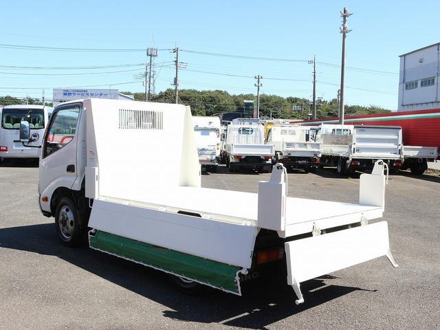 全低床強化ダンプ 4WD 2トン フルジャストロー 強化ダンプ コボレーン付 5MT リーフサス STタイヤ スペアキー ETC 新明和DR2-0110SY 最大積載量2000キロ 車両総重量5235キロ(23枚目)