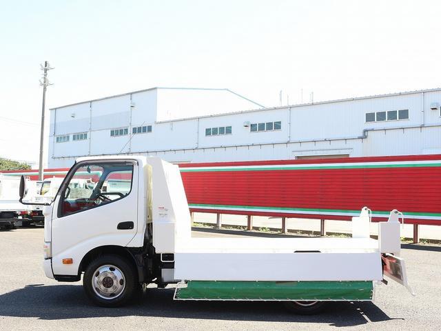 全低床強化ダンプ 4WD 2トン フルジャストロー 強化ダンプ コボレーン付 5MT リーフサス STタイヤ スペアキー ETC 新明和DR2-0110SY 最大積載量2000キロ 車両総重量5235キロ(24枚目)