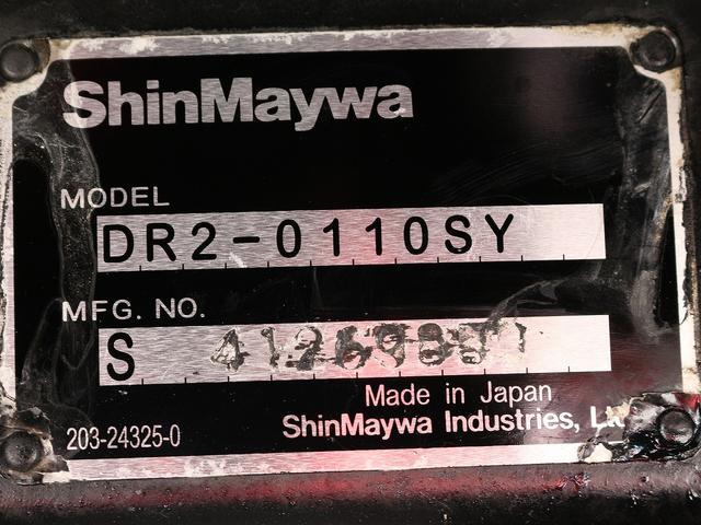 全低床強化ダンプ 4WD 2トン フルジャストロー 強化ダンプ コボレーン付 5MT リーフサス STタイヤ スペアキー ETC 新明和DR2-0110SY 最大積載量2000キロ 車両総重量5235キロ(33枚目)