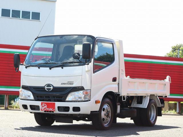全低床強化ダンプ 4WD 2トン フルジャストロー 強化ダンプ コボレーン付 5MT リーフサス STタイヤ スペアキー ETC 新明和DR2-0110SY 最大積載量2000キロ 車両総重量5235キロ(54枚目)