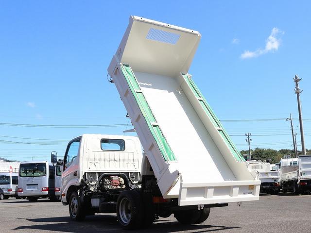 全低床強化ダンプ 4WD 2トン フルジャストロー 強化ダンプ コボレーン付 5MT リーフサス STタイヤ スペアキー ETC 新明和DR2-0110SY 最大積載量2000キロ 車両総重量5235キロ(59枚目)