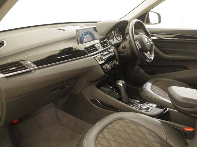 xDrive 20i xライン ・純正HDDナビ・バックカメラ・社外フルセグTV・LEDヘッドライト・純正18インチAW・ハーフレザーシート・前後センサー・オートテールゲート・スマートキー・プッシュスタート(9枚目)