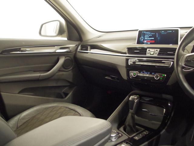 xDrive 20i xライン ・純正HDDナビ・バックカメラ・社外フルセグTV・LEDヘッドライト・純正18インチAW・ハーフレザーシート・前後センサー・オートテールゲート・スマートキー・プッシュスタート(14枚目)