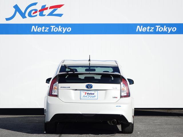 トヨタ プリウス Sツーリングセレクション・G's フルセグHDDナビ ETC