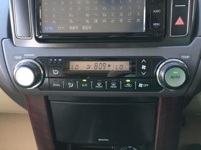 トヨタ ランドクルーザープラド TX Lパッケージ メモリーナビ サンルーフ デフロック