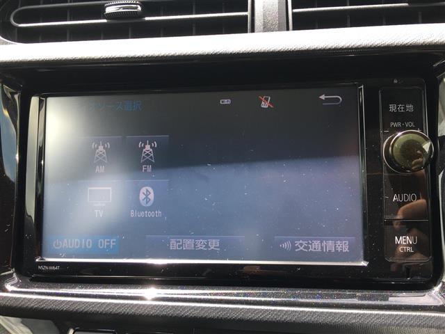 トヨタ アクア G G's 純正SDナビ 地デジ バックカメラ クルコン