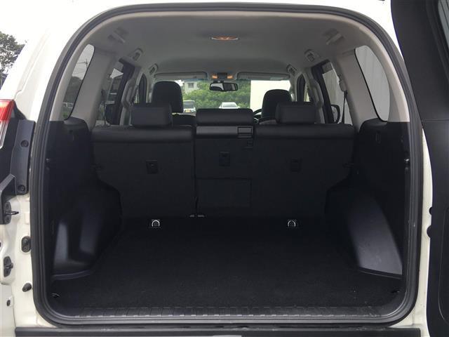 トヨタ ランドクルーザープラド TX Lパッケージ HDDナビ 地デジ 革シート サンルーフ