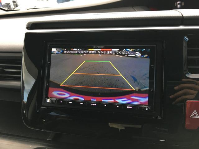 クールスピリット ホンダセンシング 社外SDナビ TV/DVD バックカメラ 両側パワースライドドア ホンダスマートキーシステム ETC 衝突軽減ブレーキ パドルシフト シートヒーター(5枚目)