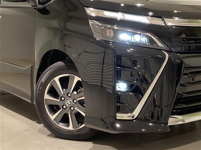 ZS 煌II トヨタセーフティーセンス・衝突軽減ブレーキ・LED・PKSB・クリアランスソナー・両側パワースライド・車線逸脱防止装置・リアオートエアコン・左右独立温度操作エアコン・オートマハイビーム(17枚目)