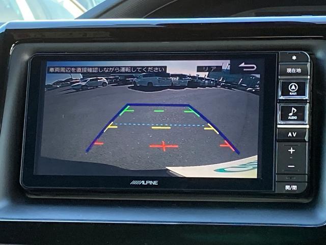 ZS トヨタセーフティセンス 衝突軽減 フリップダウンモニター アルパイン7型ナビ 両側電動ドア クルーズコントロール オートマチックハイビーム ETC バックカメラ LEDライト LEDフォグ(10枚目)