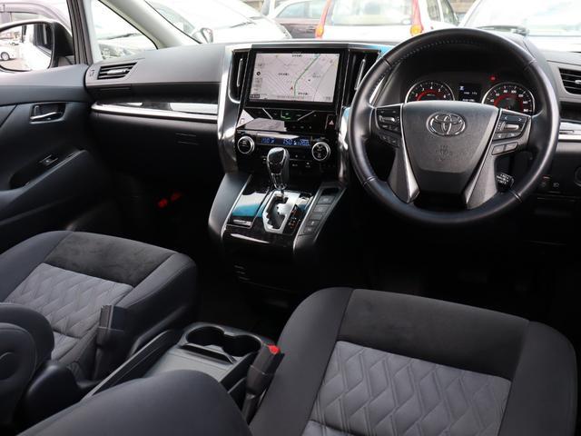 2.5Z トヨタセーフティセンス 衝突軽減ブレーキ 10型メモリナビ レーダークルーズコントロール 障害物センサー 2眼LED ETC バックカメラ 前後オートエアコン パワースライドドア LEDフォグライト(24枚目)