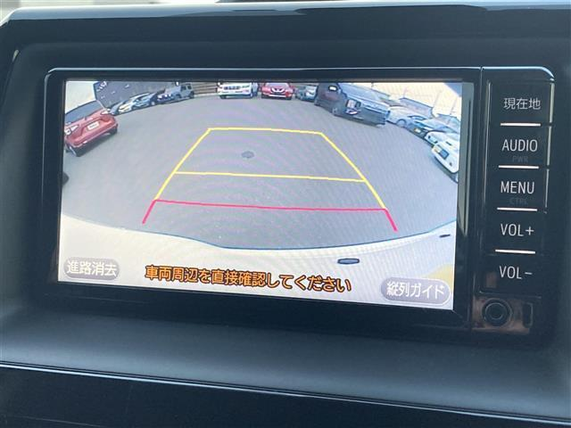 X 純正8型ナビ フルセグTV バックカメラ衝突被害軽減ブレーキ 車線逸脱警報 クルコン ETC 片側電動パワースライドドア LEDヘッドライト オートハイビーム(6枚目)