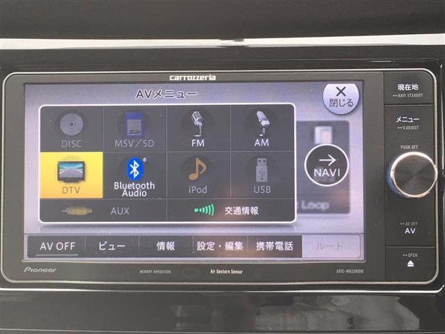 日産 エクストレイル 20X SDナビ地デジ カプロンシート
