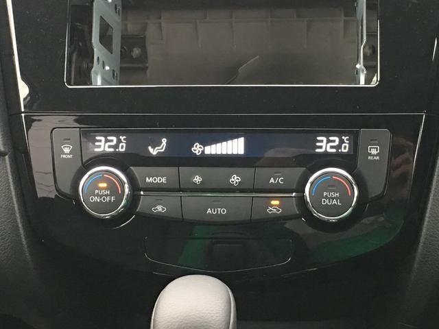 【 デュアルオートエアコン搭載 】運転席と助手席で温度調節が可能です