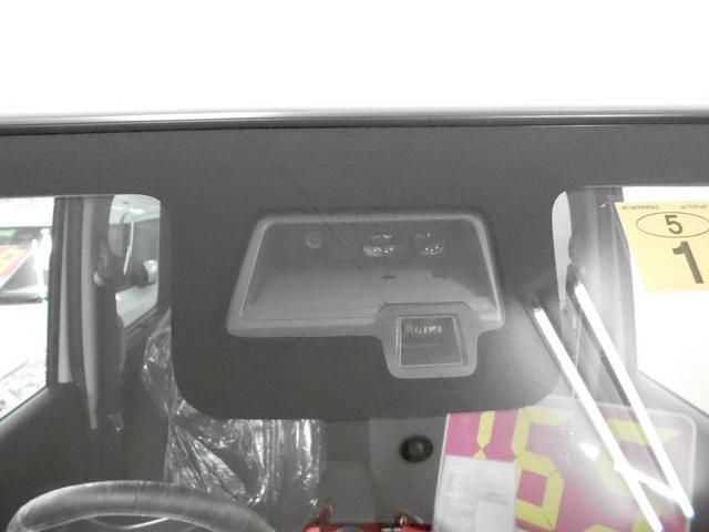カスタム HYBRID XSターボ  衝突軽減装置(5枚目)
