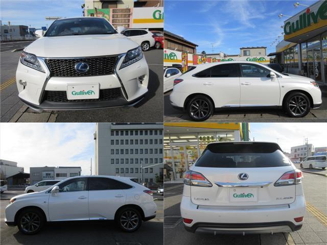 「レクサス」「RX」「SUV・クロカン」「三重県」の中古車4