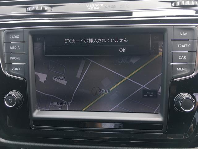 TSI ハイライン ACC ナビ Bカメ フロントアシスト(4枚目)