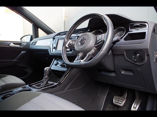フォルクスワーゲン VW ゴルフトゥーラン TSI Rライン
