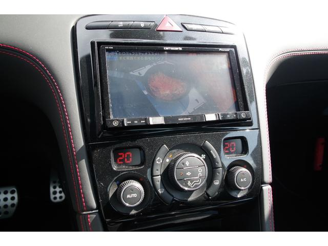 R 150台限定車 ハーフレザーシート キセノンライト クルコン 前後センサー 社外ナビ 地デジ ETC ドラレコ レーダー(10枚目)
