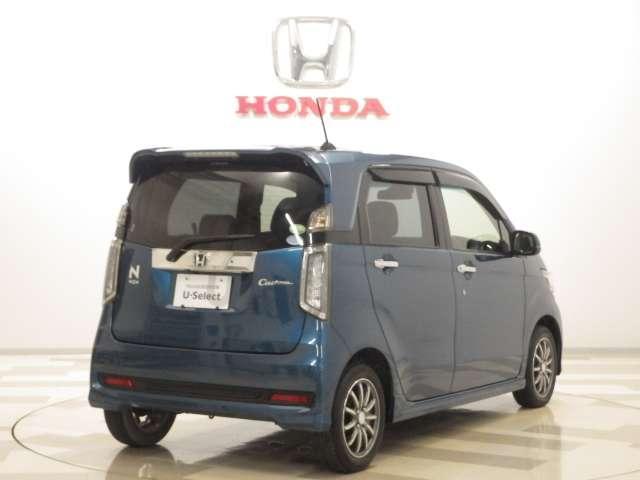 「ホンダ」「N-WGNカスタム」「コンパクトカー」「東京都」の中古車4
