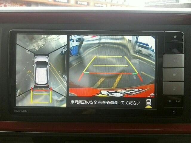 ナビ Bカメラ パノラマモニター ドライブレコーダー(11枚目)