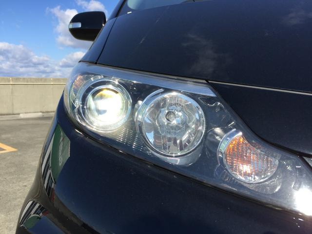 トヨタ エスティマ /アエラス プレミアムエディション両側電動 純正8型ナビ