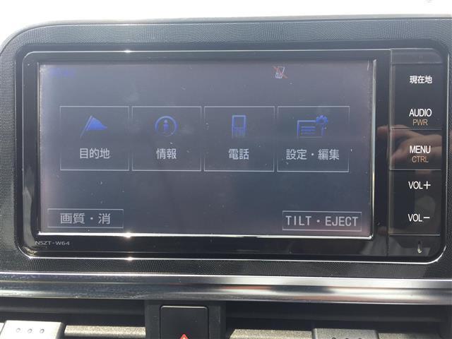トヨタ シエンタ G 純正ナビ 両側パワスラ アイドリングストップ