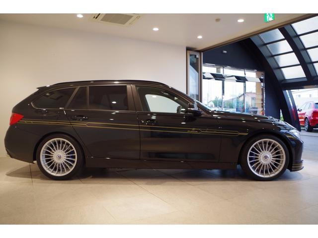 BMWアルピナ アルピナ D3 ビターボツーリング サンルーフダコタレザー ハーマンカードン