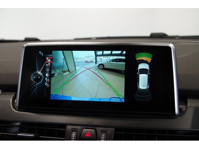 BMW BMW 218dアクティブツアラーMスポーツ サンルーフ ACC