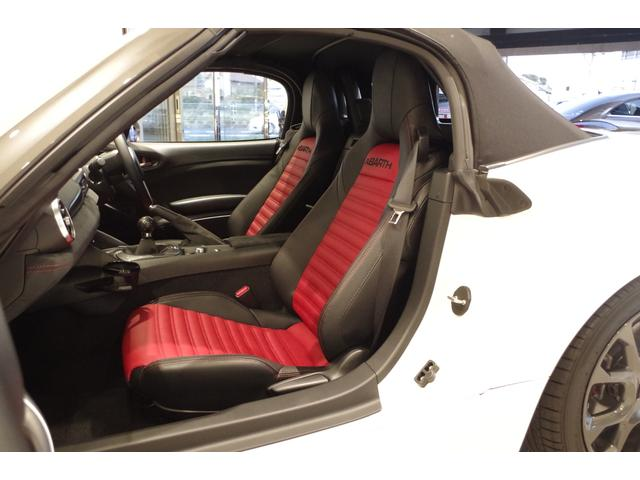 「アバルト」「124 スパイダー」「オープンカー」「愛知県」の中古車7