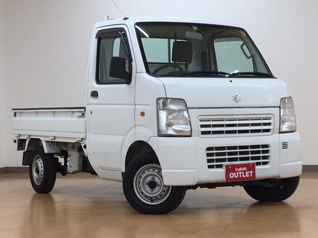 KC エアコン パワステ・4WD・5MT車(4枚目)
