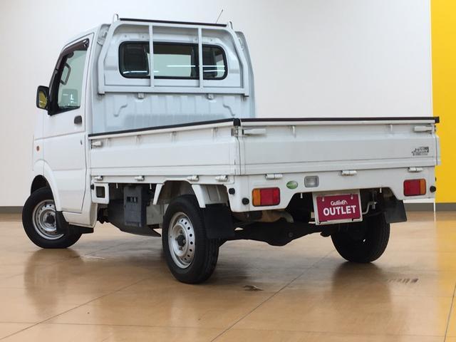 KC エアコン パワステ・4WD・5MT車(6枚目)