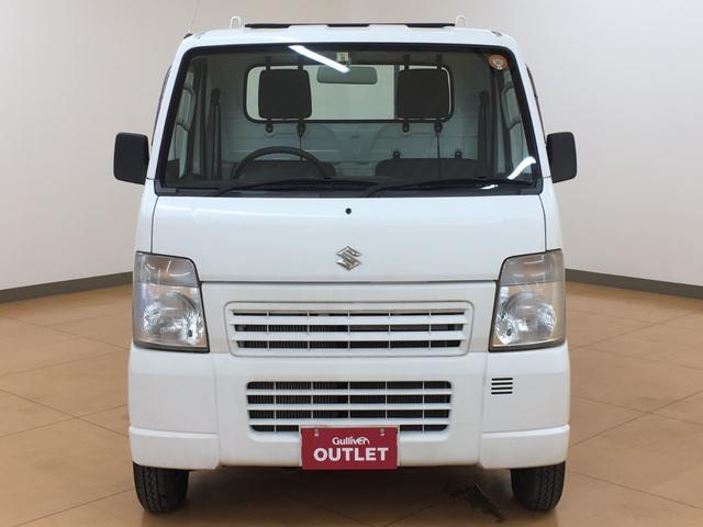 KC エアコン パワステ・4WD・5MT車(7枚目)