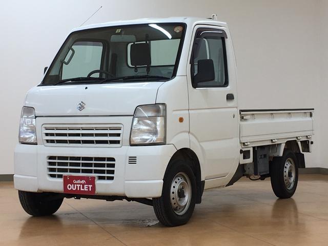KC エアコン パワステ・4WD・5MT車(8枚目)