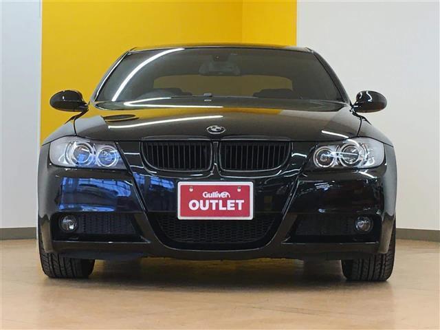 「BMW」「3シリーズ」「セダン」「群馬県」の中古車7