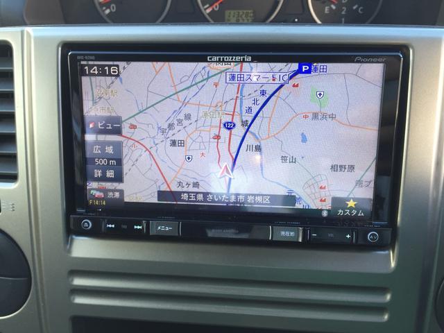 日産 エクストレイル Xtt カプロンシート メモリナビ フルセグ シートヒーター