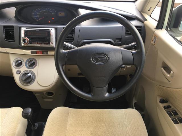 L 4WD 5MT 社外オーディオ キーレス 社外AW(3枚目)