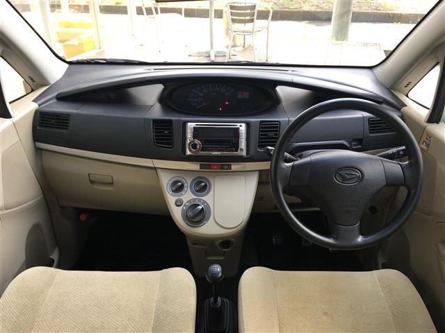 L 4WD 5MT 社外オーディオ キーレス 社外AW(4枚目)