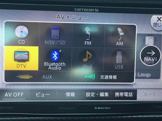 S ワンオーナー メモリナビ フルセグTV ETC(4枚目)