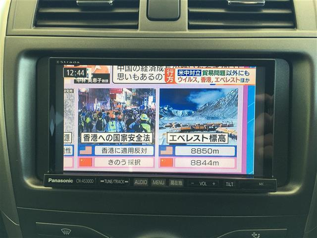 1.8S エアロツアラー 社外SDナビ フルセグTVBカメラ(7枚目)