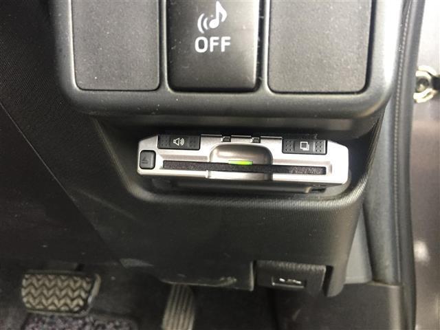 G 社外SDナビ フルセグTV バックカメラ ETC LEDヘッドライト オートライト 前席シートヒーター 電動格納ミラー ドアバイザー プッシュスタート スマートキー2個(6枚目)