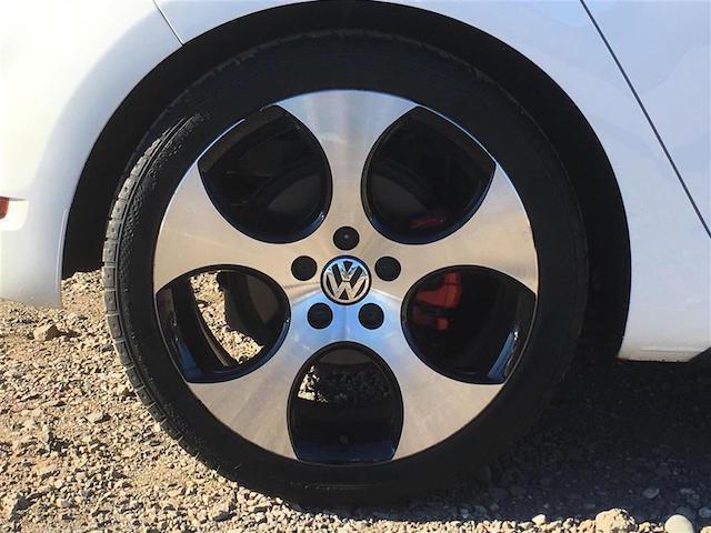 フォルクスワーゲン VW ゴルフ GTI メモリナビ Bカメラ 地デジ ETC 純正AW