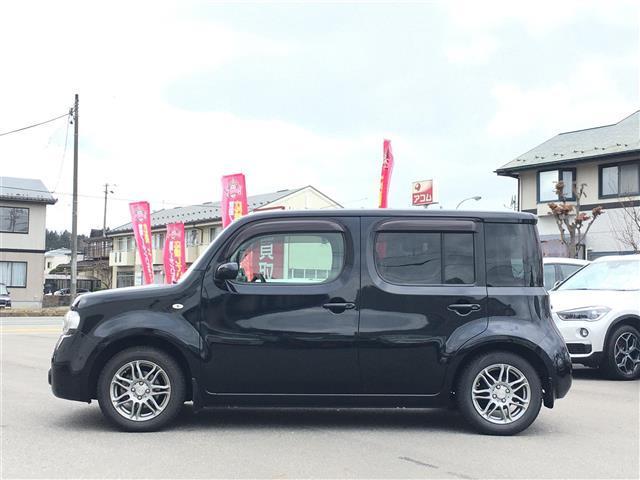「日産」「キューブ」「ミニバン・ワンボックス」「秋田県」の中古車11