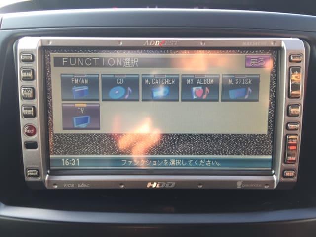 ZS/社外HDDナビ ダブルサンルーフ ETC スマートキー(17枚目)