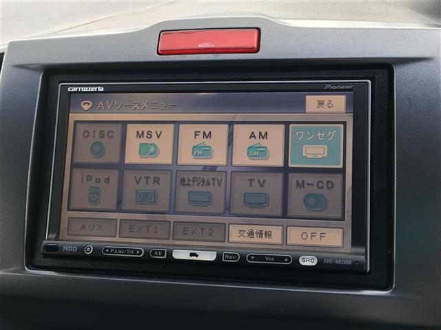 FLEXエアロ/HDDナビ 後席モニター ETC(10枚目)