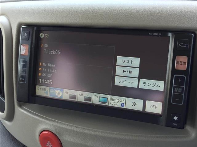 15X Mセレクション 純正HDDナビ/フルセグテレビ(7枚目)