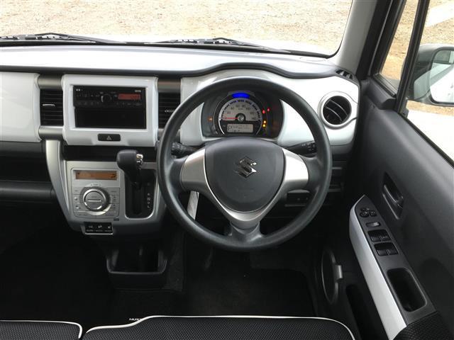 スズキ ハスラー 4WD アイドリングストップ スマートキー キーレス CD